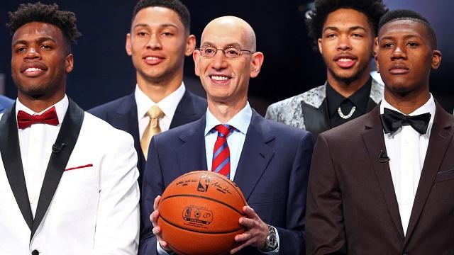 NBA Draft grades 2016