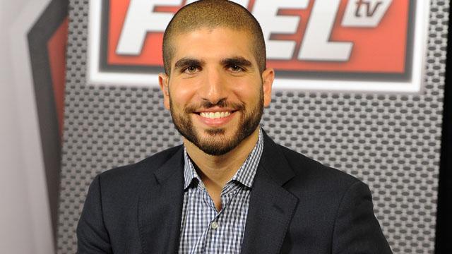 MMA reporter Ariel Helwani