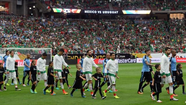 Mexico vs. Uruguay Copa America 2016