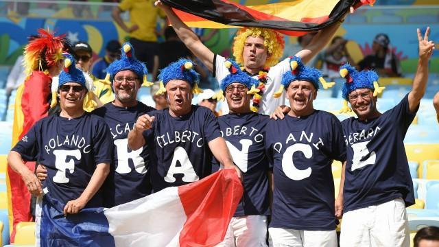 France vs. Germany