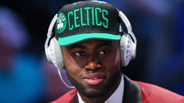 Celtics draft pick Jaylen Brown