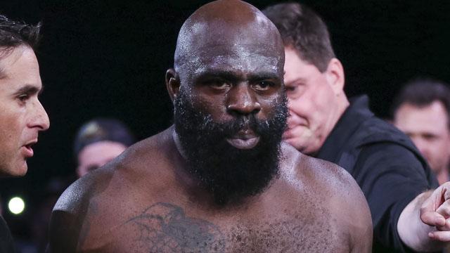 MMA fighter Kimbo Slice