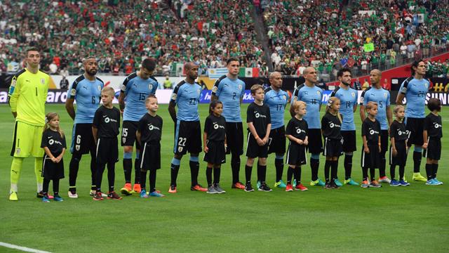 Uruguay national soccer team