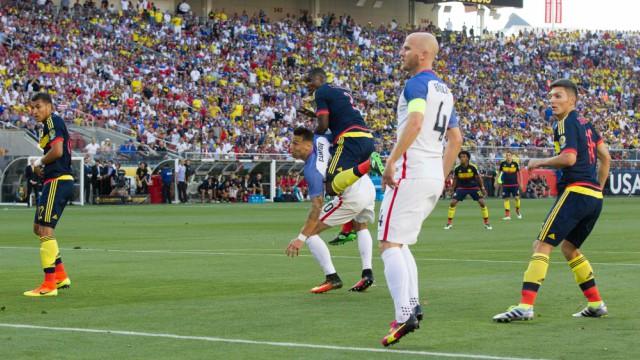 USA-Colombia Copa America 2016