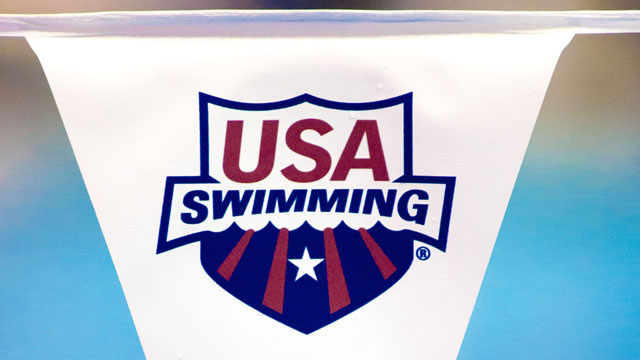 Brock Turner USA Swimming