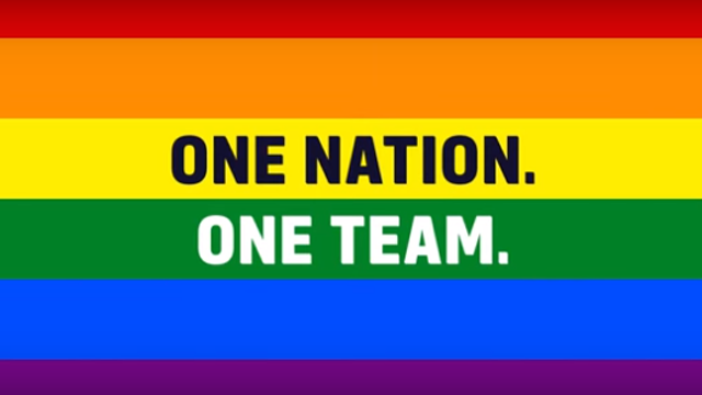 U.S. men's soccer team honors victims of Orlando shooting