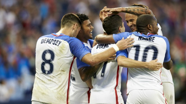 U.S. men's national soccer team