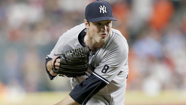 Yankees reliever Andrew Miller