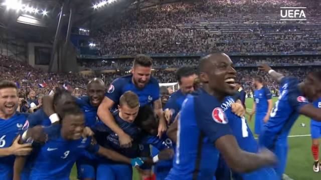 France soccer team