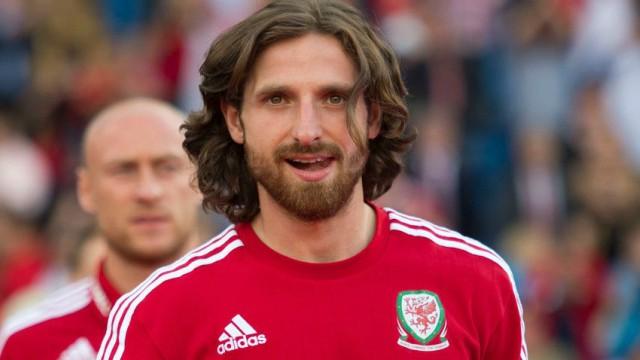 Wales and Liverpool midfielder Joe Allen