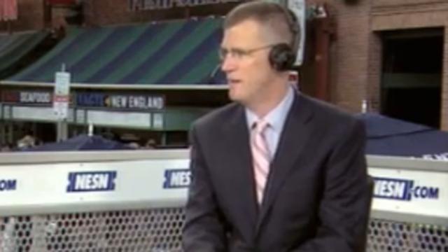 Red Sox president Sam Kennedy