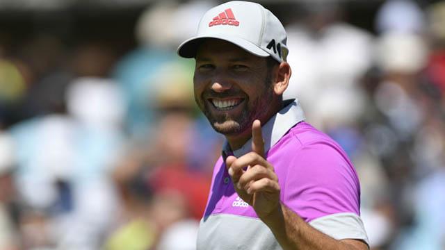 PGA Tour player Sergio Garcia