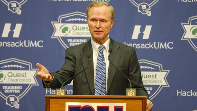 New York Giants president John Mara