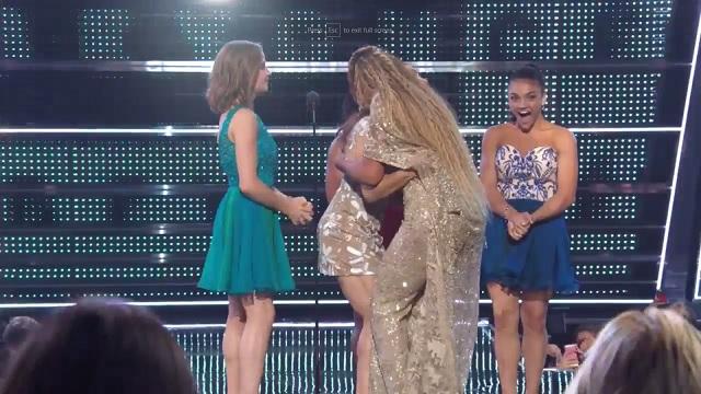 Laurie Hernandez, Beyonce