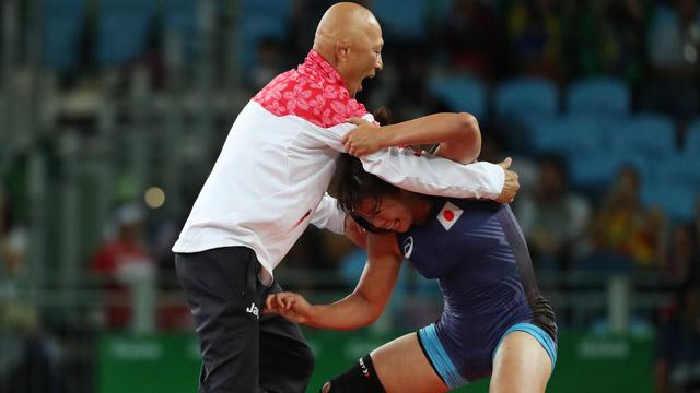 Olympic wrestler Risako Kawai