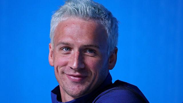 USA swimmer Ryan Lochte
