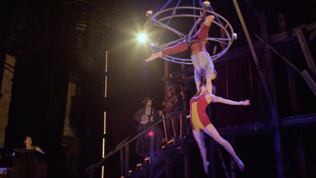 Cirque Saloon at Foxwoods