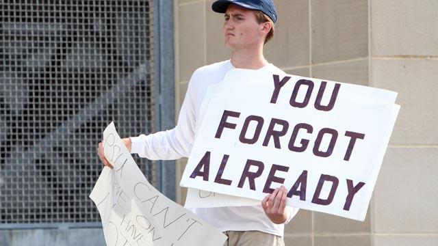 Penn State fan