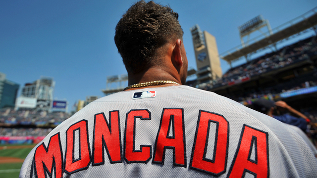 Red Sox prospect Yoan Moncada