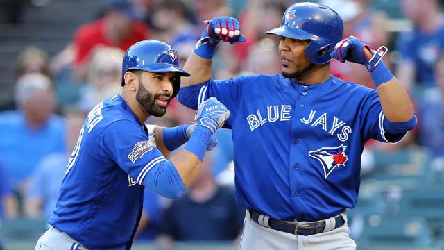 Toronto Blue Jays right fielder Jose Bautista