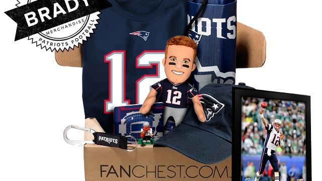 Tom Brady Fanchest Thumbnail