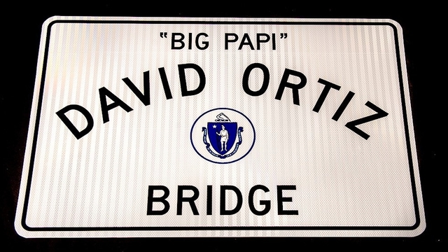 David Ortiz bridge