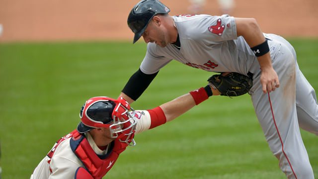 Indians-Red Sox