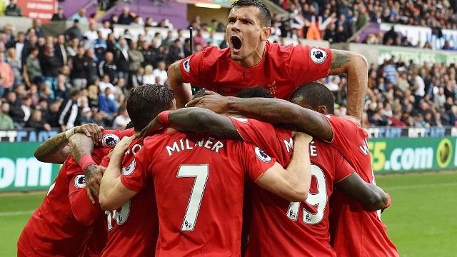 Liverpool vs Swansea