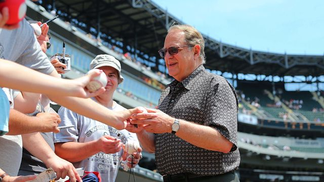 Chicago White Sox Owner Jerry Reinsdorf