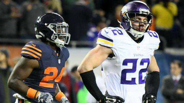 Minnesota Vikings free safety Harrison Smith