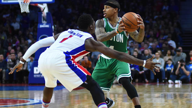 Watch Boston Celtics Vs. Detroit Pistons NBA Game Online ...