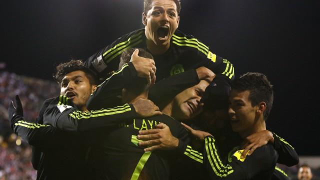 Mexico defeats USA Soccer