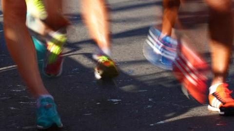 Olympic race walking