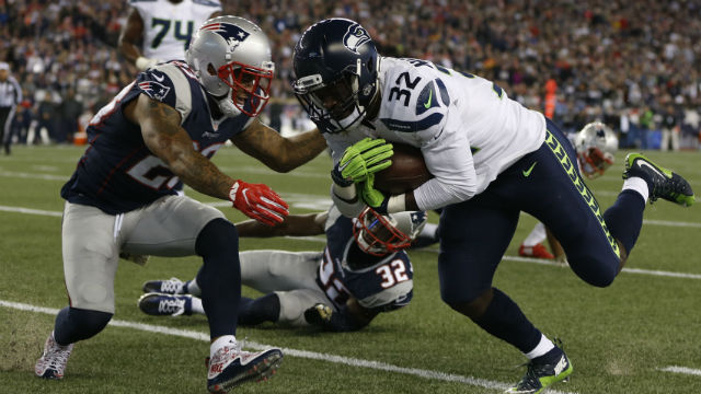 New England Patriots strong safety Patrick Chung