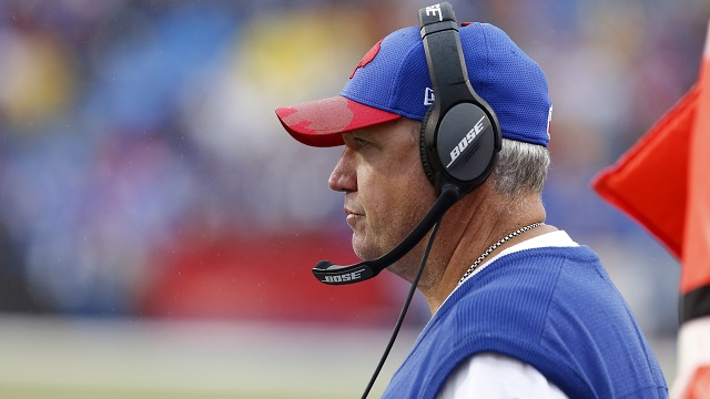 Buffalo Bills head coach Rex Ryan
