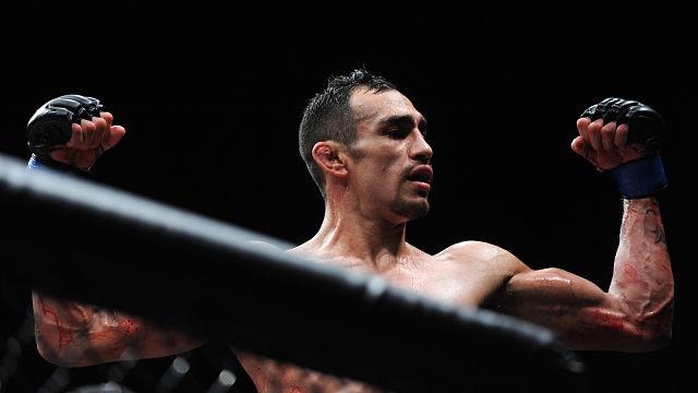 UFC's Tony Ferguson