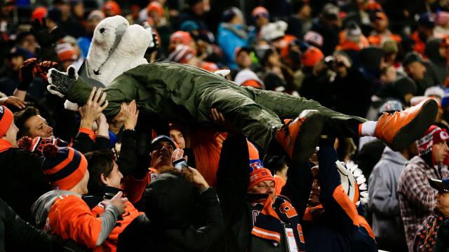 Denver Broncos mascot