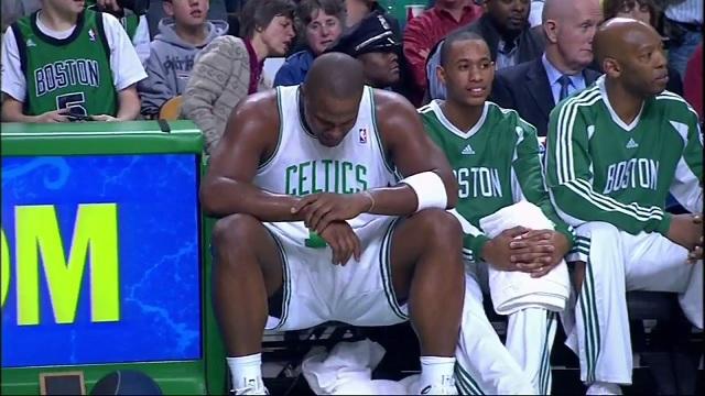 Former Boston Celtics center Glen Davis