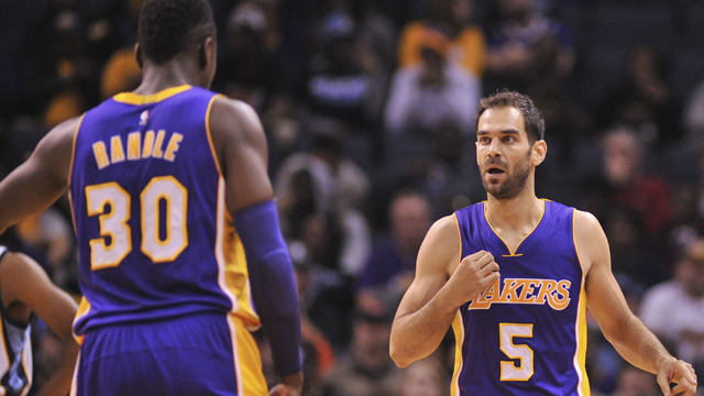 Lakers forward Julius Randle