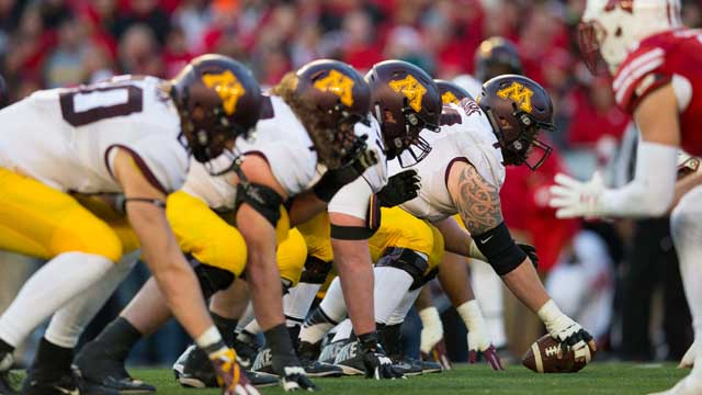 Minnesota football team