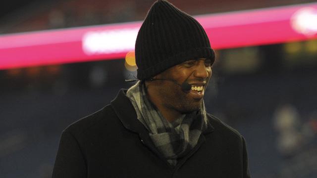 Former NFL player Randy Moss