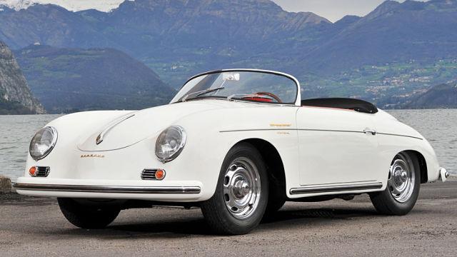 Porsche Carrera Speedster