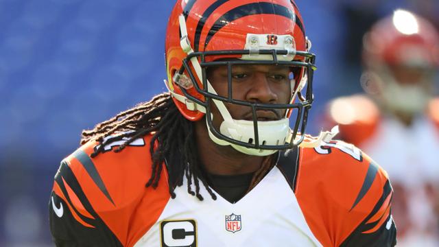 Cincinnati Bengals cornerback Adam Jones