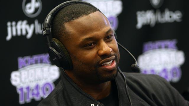 Baltimore Ravens and New York Jets former linebacker Bart Scott
