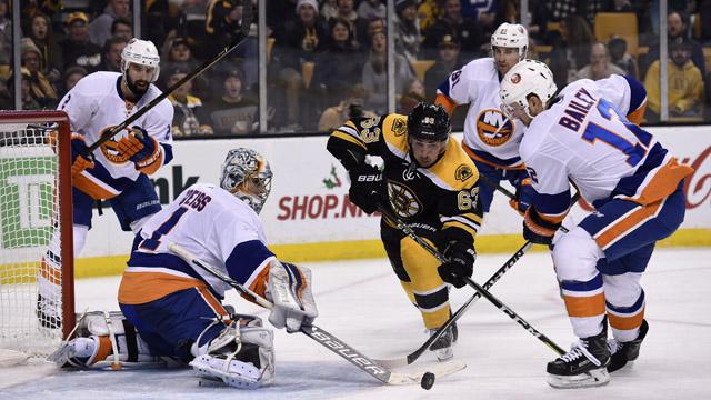 Bruins forward Brad Marchand