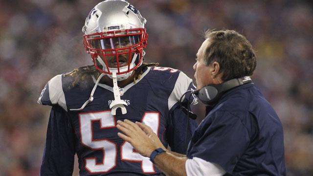 Patriots linebacker Dont'a Hightower