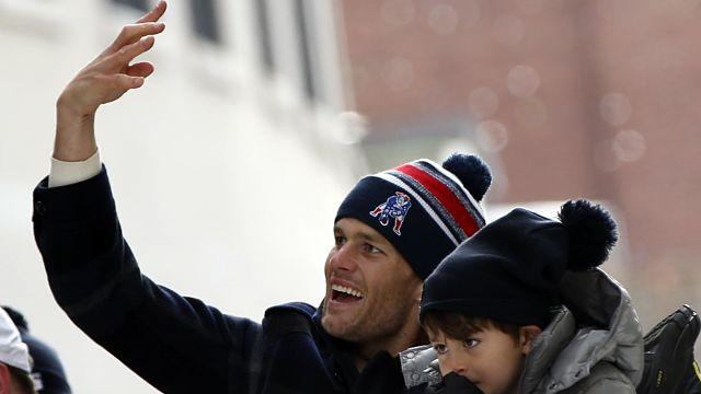 Tom Brady, Benny Brady