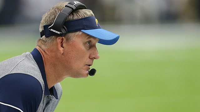 San Diego Chargers head coach Mike McCoy