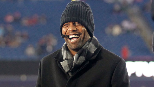 Former NFL wide receiver Randy Moss