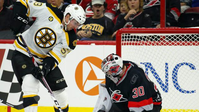 Bruins vs. Hurricanes